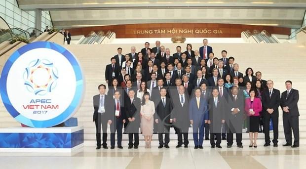 越南2017年APEC峰会优先议题研讨会在河内开幕 hinh anh 1