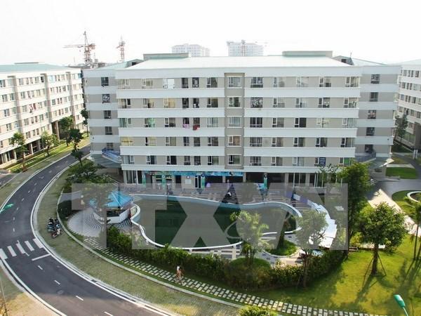 日本资金大量流入越南房地产业 hinh anh 1