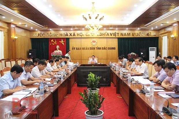 北江省努力打造旅游亮点 进一步推动旅游业发展 hinh anh 1