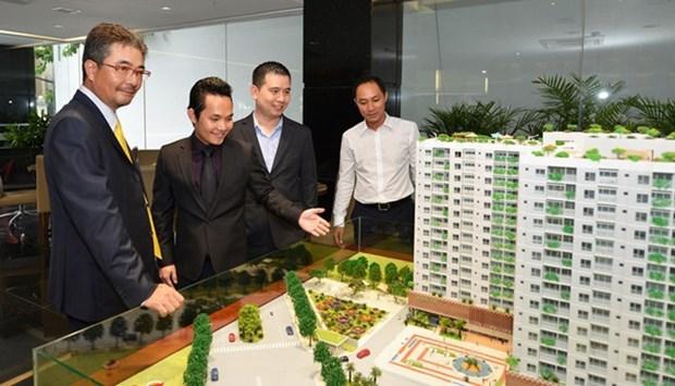 越南房地产吸引日本投资商的眼球 hinh anh 1