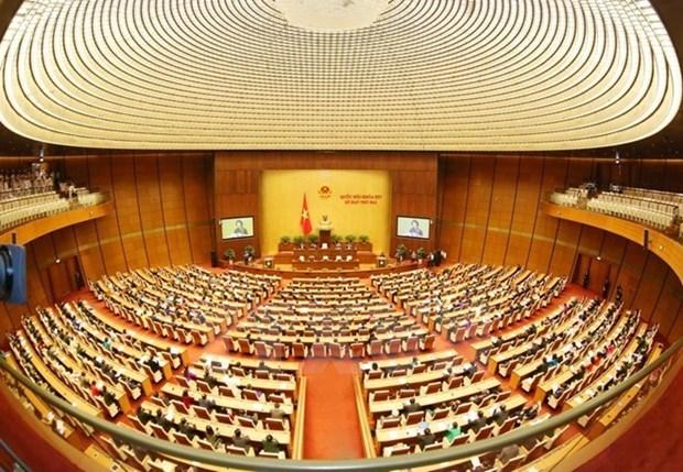 越南第十四届国会第四次会议公报(第五号) hinh anh 1