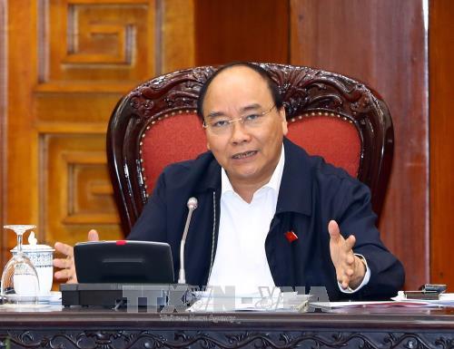 越南政府总理阮春福即将出席在菲律宾举行的东盟峰会 hinh anh 1