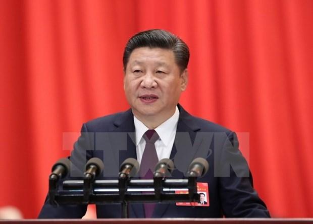 中共中央总书记、中国国家主席习近平即将对越南进行国事访问 hinh anh 1