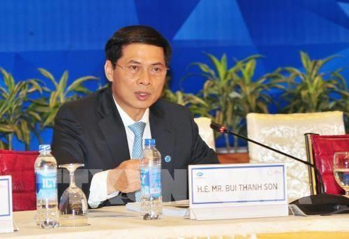 越南与比利时两国外交部政治磋商在河内举行 hinh anh 1