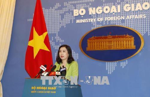 越南为保护与促进人权不懈努力 hinh anh 1
