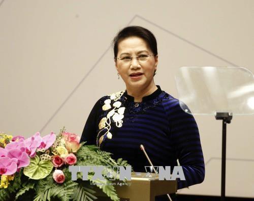 亚太议会论坛第26届年会隆重开幕:面向和平、创新与可持续增长 hinh anh 1