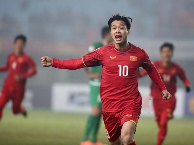 U23亚洲杯大地震:点球大战5-3击败伊拉克 越南创造大奇迹 hinh anh 1