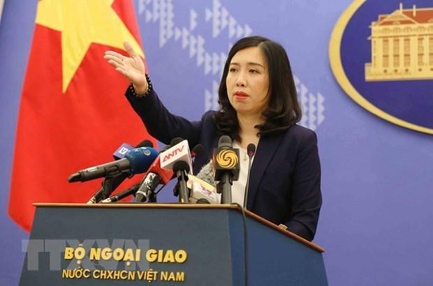 越南要求中国为维护东海和平稳定采取负责任的行动 hinh anh 1