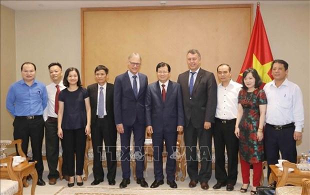 德国愿与越南分享关于住房储蓄银行模式的经验 hinh anh 2