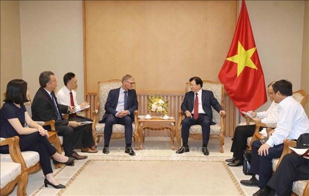 德国愿与越南分享关于住房储蓄银行模式的经验 hinh anh 1