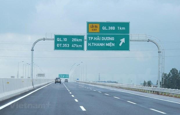 越南北南高速公路:将仔细筛选国内外投资商 hinh anh 1