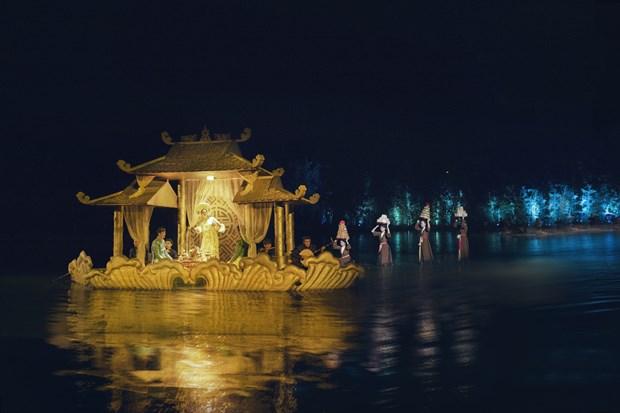 《北部精华》实景舞台剧——推介越南文化旅游的两年历程 hinh anh 2