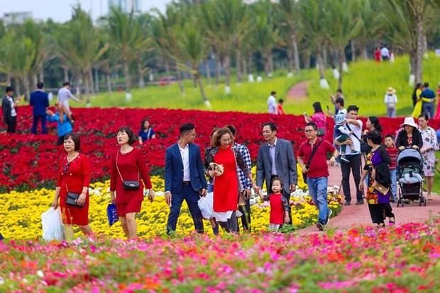 2020年春节:多种丰富多彩春节旅游体验供游客选择 hinh anh 1