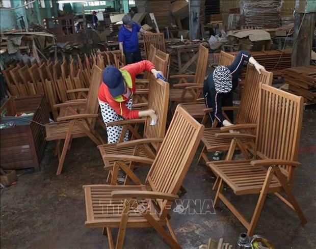 越南——许多厂家的投资目的地 hinh anh 1