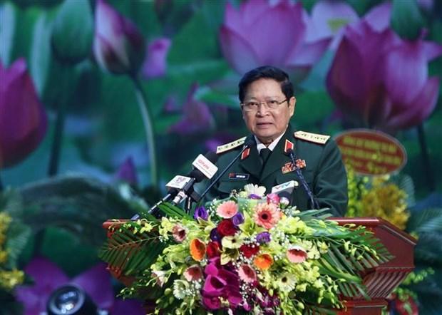 援老越南志愿军和专家传统日70周年纪念活动在河内隆重举行 hinh anh 2