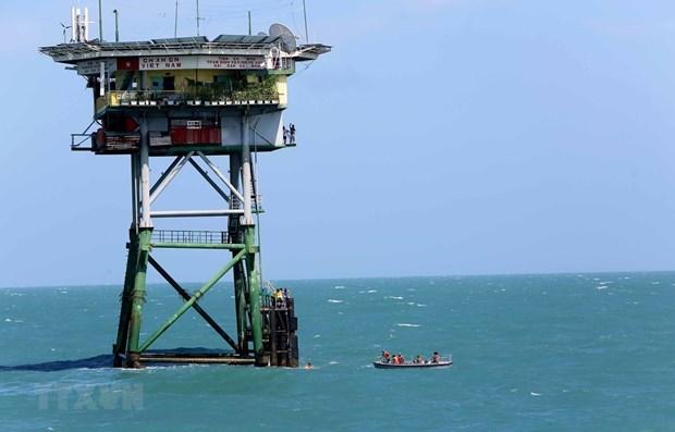 美国官员谴责中国在东海的非法行为 hinh anh 1