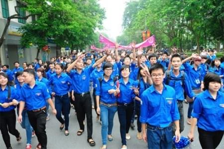 提高青年在解决社会问题中的作用 hinh anh 1