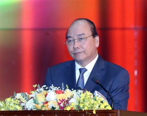 越南政府总理阮春福:税务部门要加速改革和组织结构建设 hinh anh 2