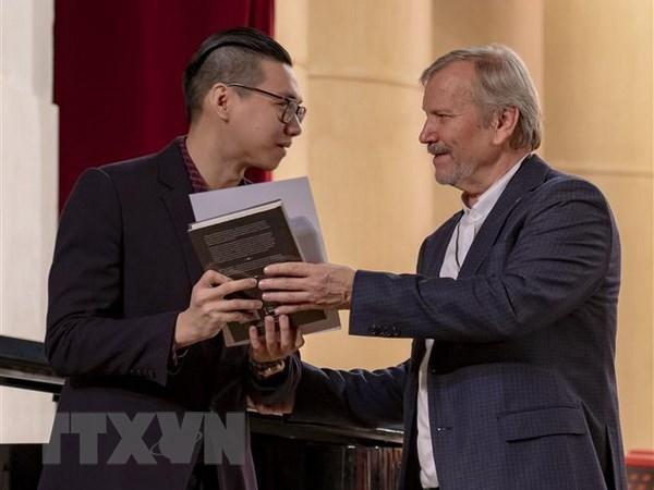 越南大学生在俄罗斯音乐节上获得三等奖 hinh anh 1