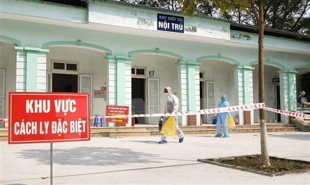 新冠肺炎疫情:5月31日下午,越南继续无新增社区传播病例 hinh anh 1