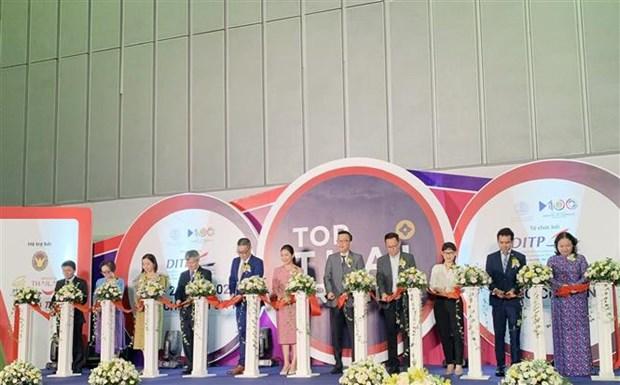 泰国顶级品牌展在胡志明市开展 hinh anh 1