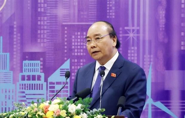 越南政府总理阮春福将以视频形式出席亚太经合组织第27次领导人会议 hinh anh 1