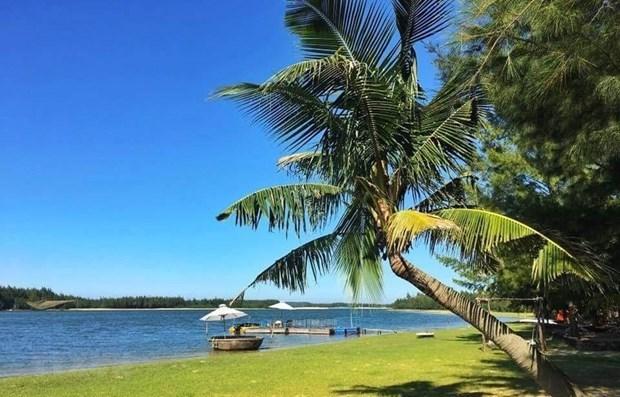 广南省努力促进海岛生态旅游可持续发展 hinh anh 1
