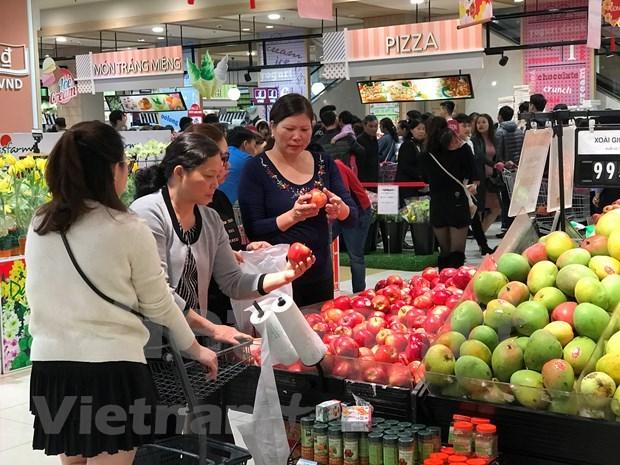 越南零售市场继续吸引外国投资商的眼球 hinh anh 2
