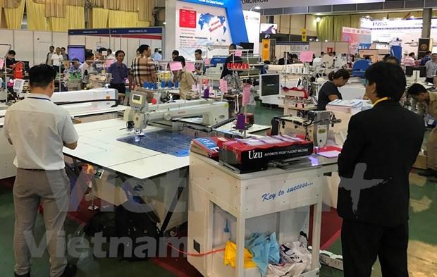 《越南欧盟自贸协定》--越南企业深度参与全球供应链之钥 hinh anh 1