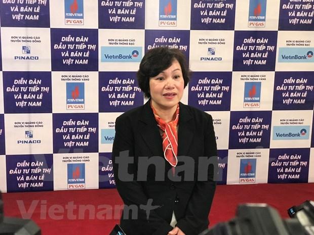 越南零售市场继续吸引外国投资商的眼球 hinh anh 3
