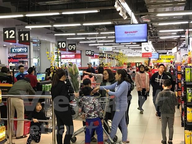 越南零售市场继续吸引外国投资商的眼球 hinh anh 4