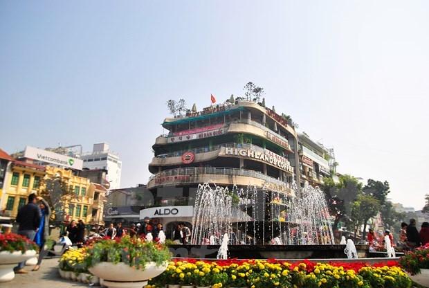 河内市力争2019年接待游客人数达2900万人次 hinh anh 2