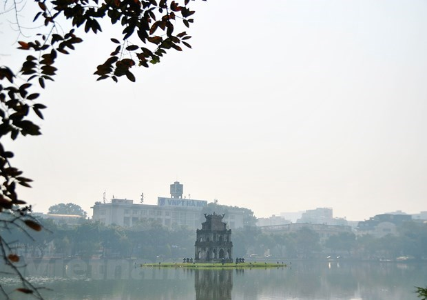 河内市力争2019年接待游客人数达2900万人次 hinh anh 1