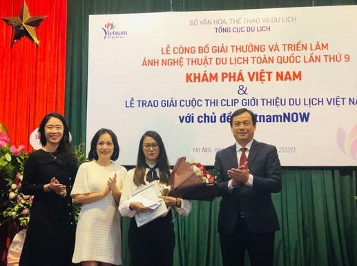 艺术创作活动为促进越南旅游业发展作出贡献 hinh anh 1