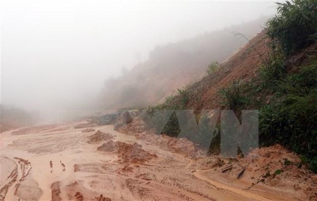 越南中部地区全面投入灾后重建工作 hinh anh 1