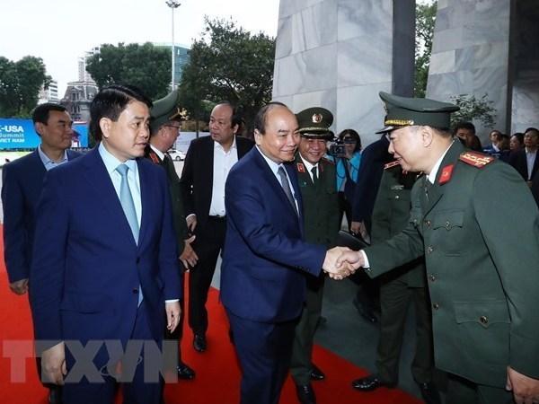举办国际重大事件彰显越南日益提升的国际地位 hinh anh 1