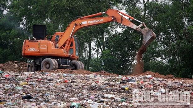 北江省加强对环境污染危害的控制 hinh anh 2
