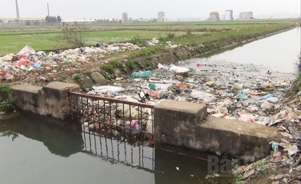 北江省加强对环境污染危害的控制 hinh anh 1