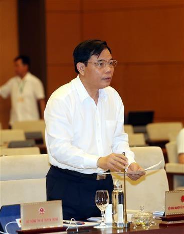 越南国会常委会第37次会议今日拉开序幕 hinh anh 3