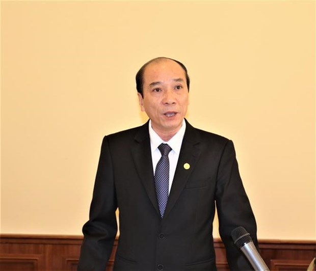 越南得乐省赴俄寻找合作伙伴 hinh anh 1