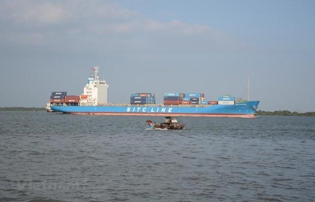 海运和造船成为海洋战略中的重要因素 hinh anh 1