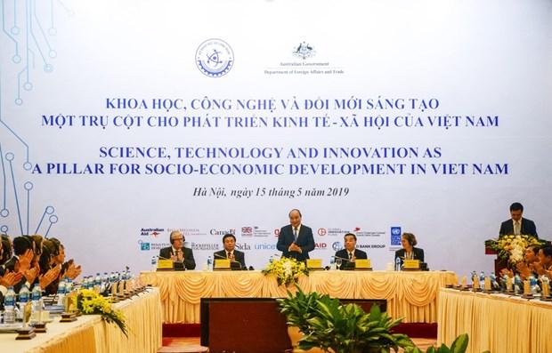 """加大对科技的投资力度 把越南发展成为""""亚洲之虎"""" hinh anh 1"""