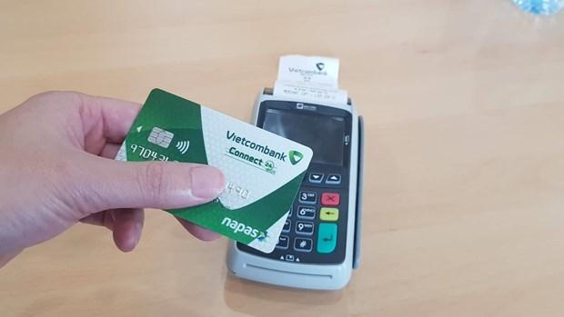 越南各商业银行力争将磁条卡换成芯片卡 控制卡数据窃取现象 hinh anh 3