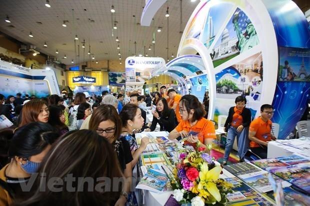 2019年越南国际旅游展--共商旅游业的热点问题 hinh anh 3