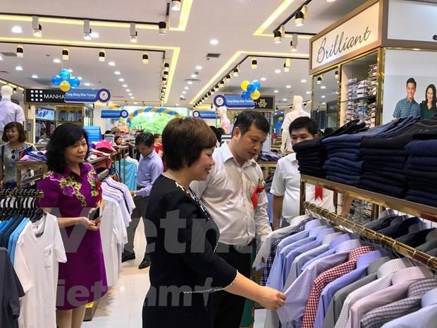 """越南工贸部:许多""""越南制造""""产品已成为越南人的骄傲 hinh anh 1"""