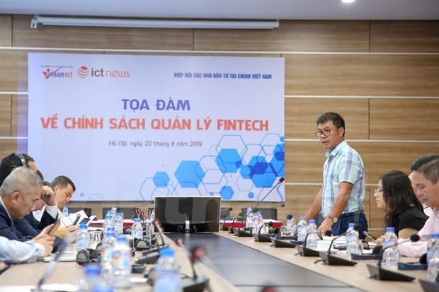 金融科技管理:发展数字社会和数字经济的前提 hinh anh 1