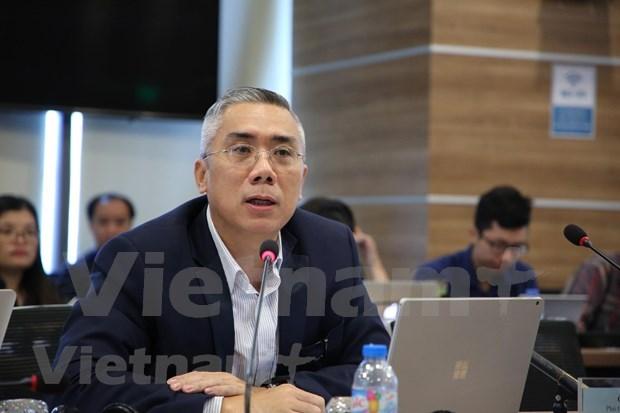 金融科技管理:发展数字社会和数字经济的前提 hinh anh 2