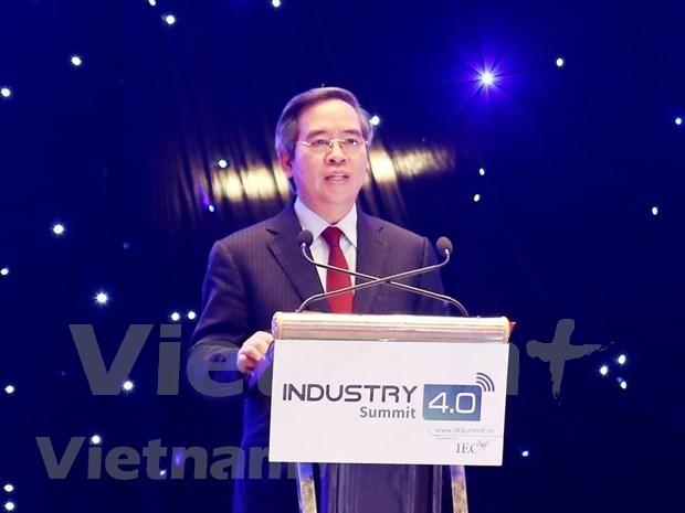 充分利用第四次工业革命带来的机遇 把越南发展成为发达国家 hinh anh 2