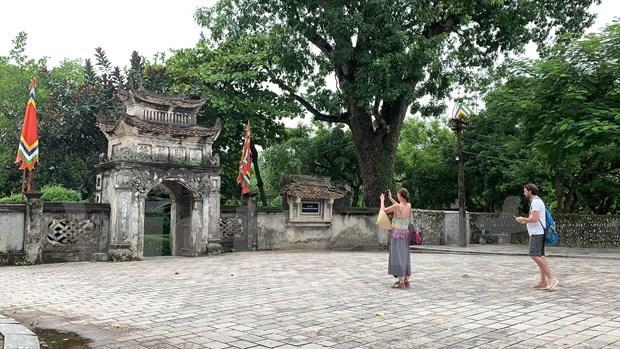 """本土文化:红河平原""""绿色旅游""""的未来 hinh anh 2"""