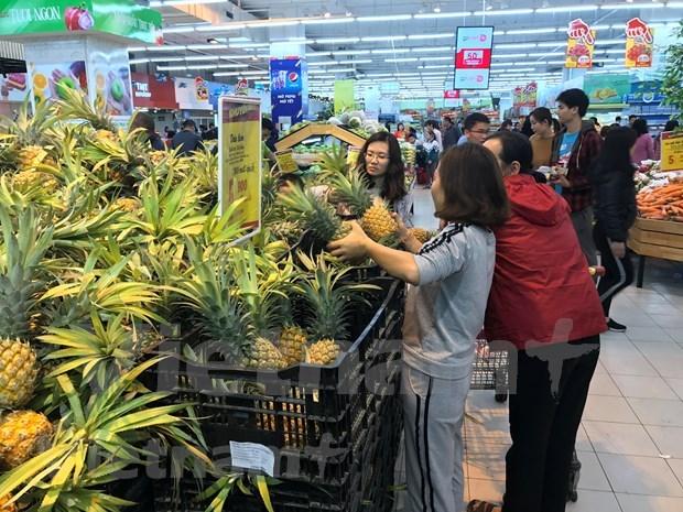 国际市场波动,越南出口目标能否实现? hinh anh 1